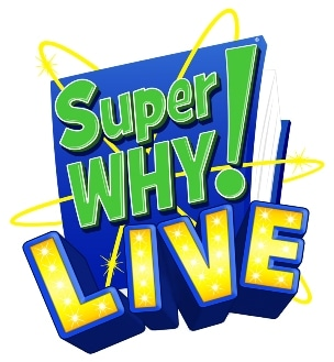 Super WHY Live tour kicks off this summer!