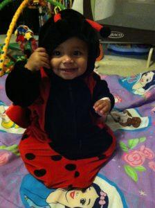 Kids Ladybug Costume
