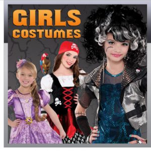 girls costume