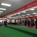 UFC Gym Perimter room