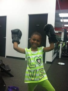 Kids Get Ready to Rumble at UFC Gym Perimeter!