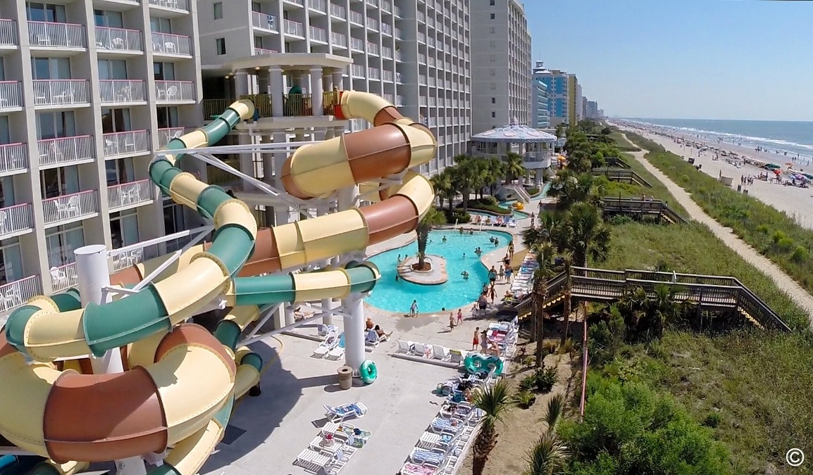 Crown Reef Resort in Myrtle Beach
