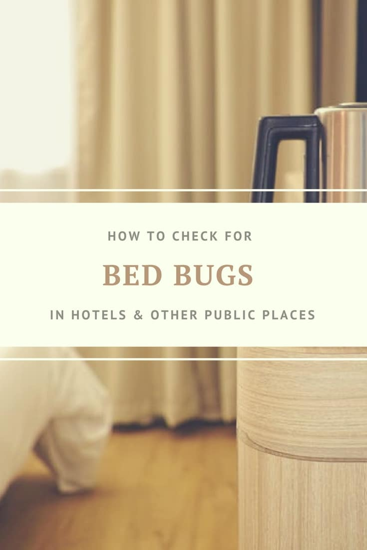 Take some advice from the pest experts on how to check for bed bugs, prevent the spread of bed bugs, where to find them, & ways to treat bed bugs once discovered