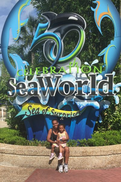 A 6 year old's review of @SeaWorld Orlando