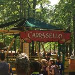 Medieval carnival rides