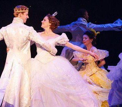 Start planning a fairy tale night on the town! @CinderellaBway tickets on sale now! @broadwayatlanta