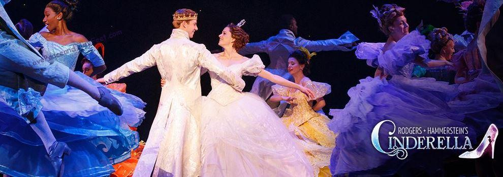Rodgers and Hammerstein's cinderella musical