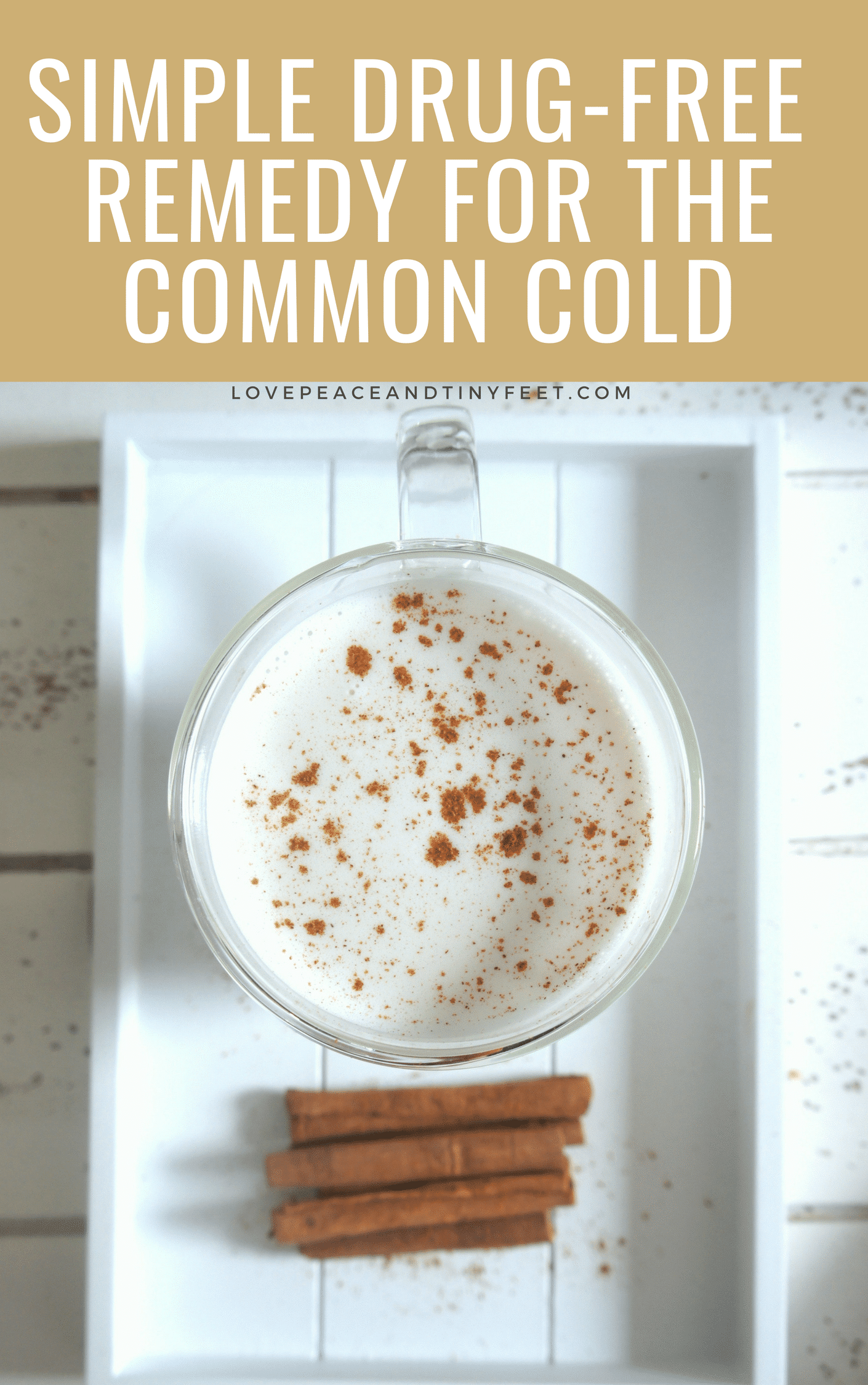 Simple Drug-Free Remedy for the Common Cold using natural and healing spices