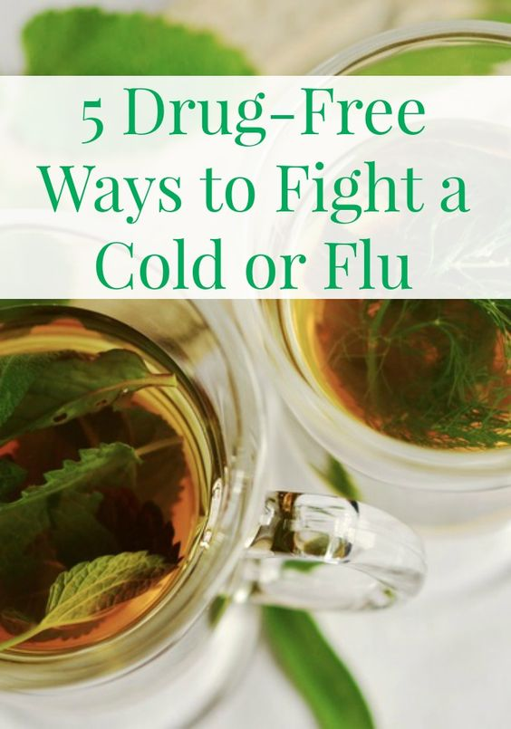 If you're looking for some natural remedies to fight illness this winter, here are 10 drug-free ways to fight a cold or flu through more holistic medicine.