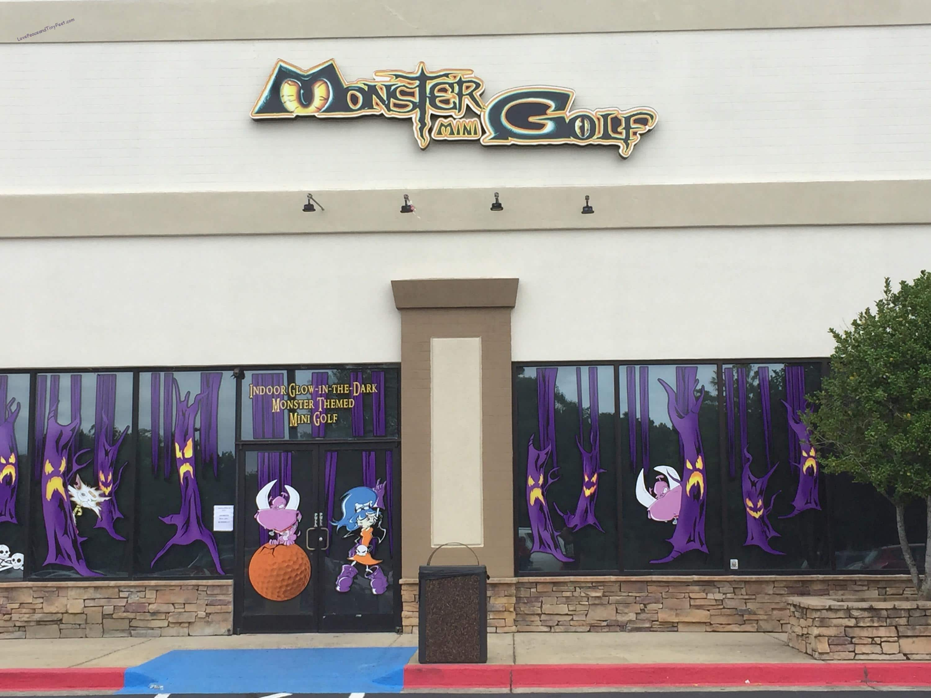 Monster Mini Golf Marietta