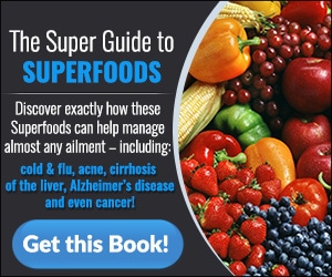 Superfoods ebook