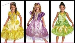 Disney Princess Costumes for Girls