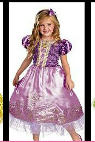 Disney Princess Costumes for Girls