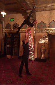 Cirque dreams holidaze performers