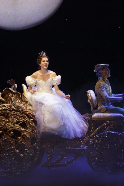 Rodgers and Hammerstein's Cinderella at the Fox Theatre this week!