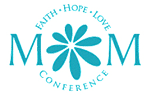 faith hope love mom conference logo