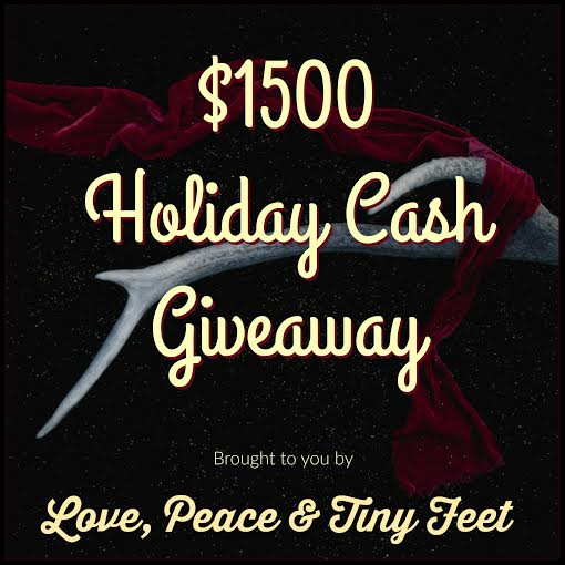 happy holiday giveaway