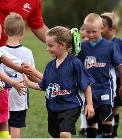 5 life lessons children learn through sports