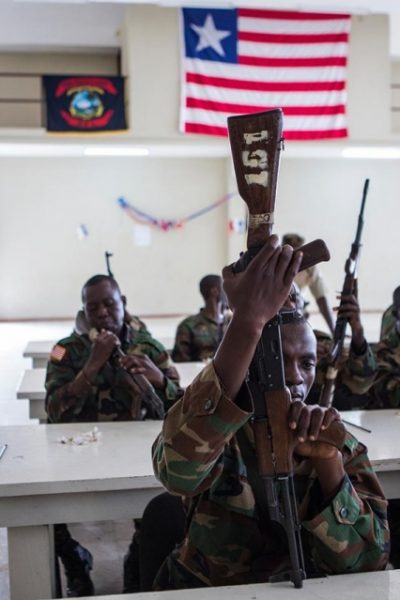 A promise is a comfort to a fool. A Liberian Civil War Story