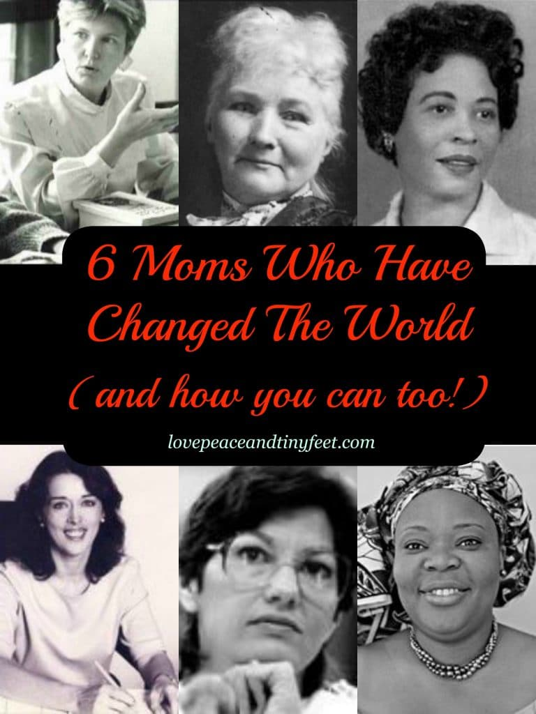 women who have changed the world