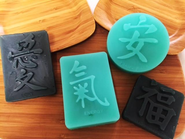 natural soap making recipe