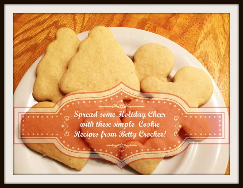 betty crocker sugar cookie recipe - Betty Crocker Christmas Cookie Recipes