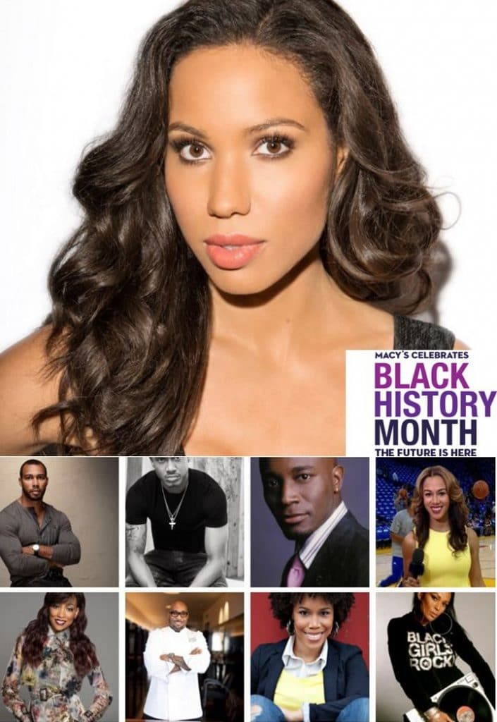 Macy's Black History Month Celebration