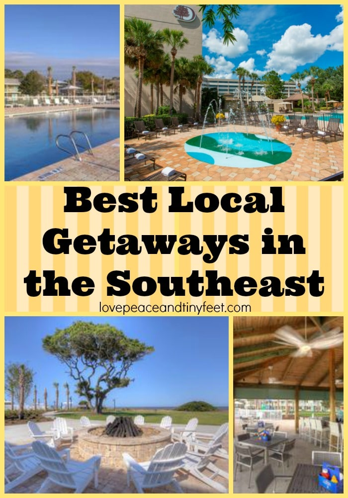 local getaways southeast