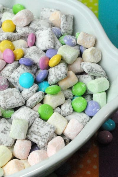Easter Muddy Buddies Recipe | Easter Recipe Ideas