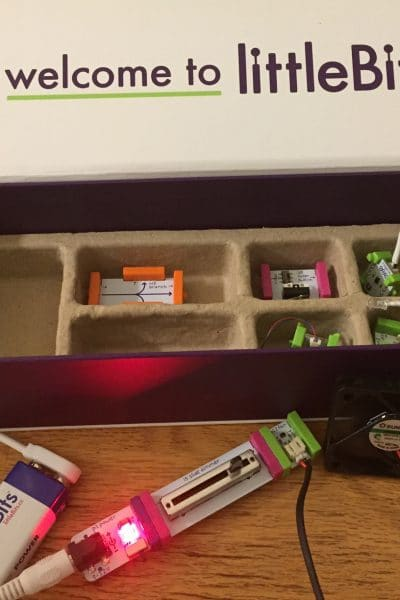 STEM Learning: My Real Deal Review of LittleBits Premium Invention Kit