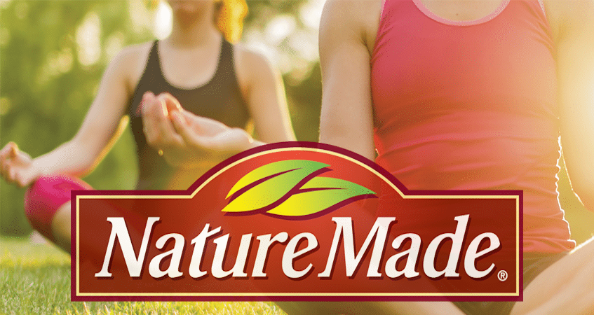 Nature Made 30 Days Healthy Habits Program