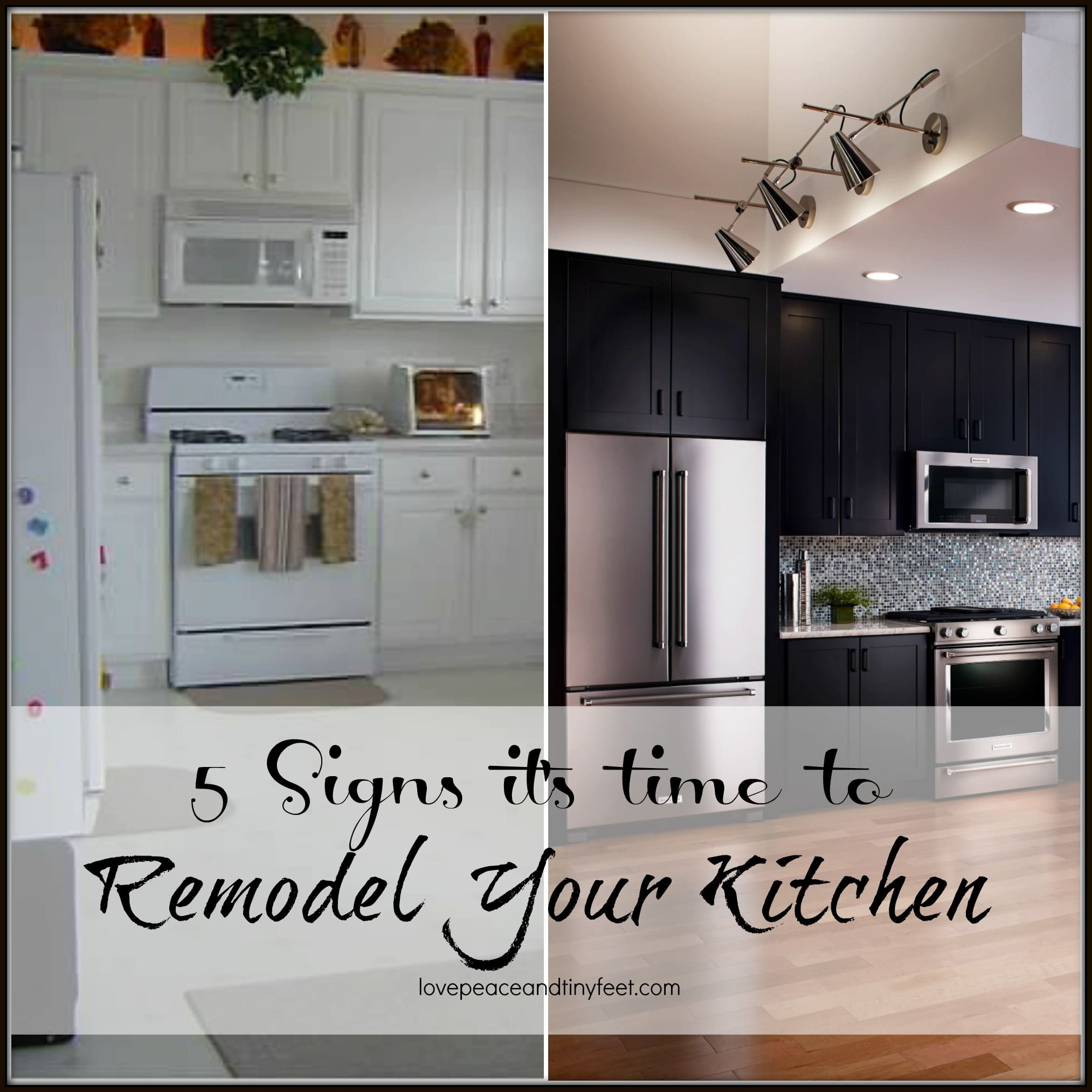 time to remodel your kitchen