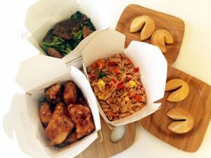 InnovAsian Frozen Meals at home