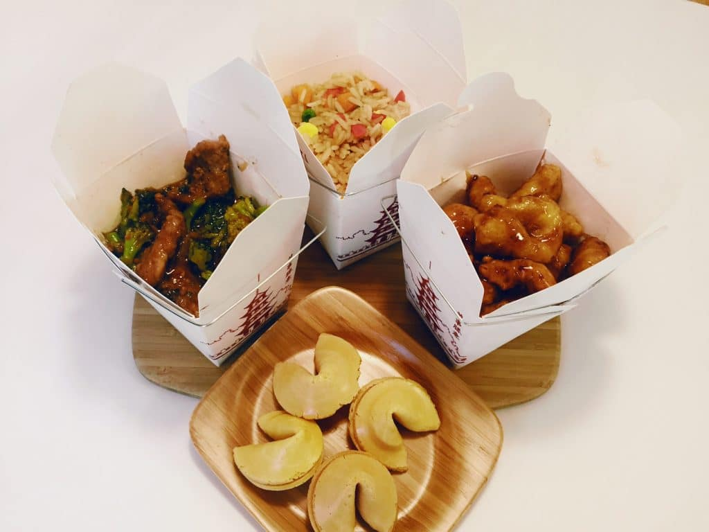 InnovAsian Meals takeout at home