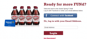 upload receipt to dr pepper contest