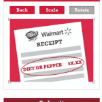 How to upload receipt to Dr Pepper contest