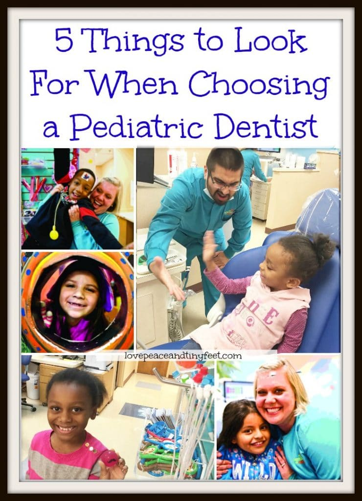 choosing a pediatric dentist