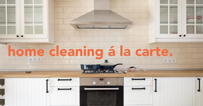 Wellkept Home Cleaning offers a la carte services