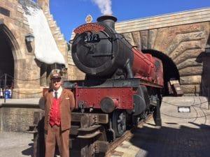 Hogswart Express at Universal Studios Orlando