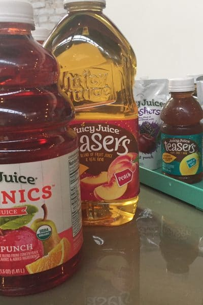 Introducing New Juicy Juice Teasers, plus a simple DIY Gummies Recipe!