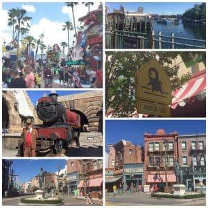 Attractions a Universal Studios Orlando