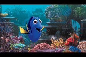 finding dory games and activities
