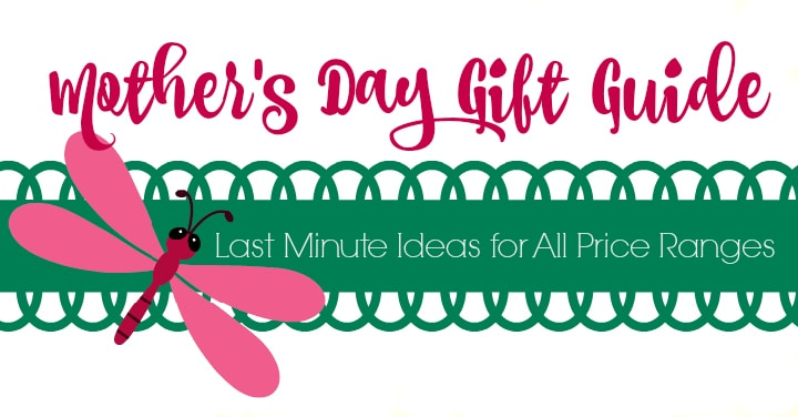 Last minute mother's day gift