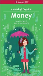 american girl book - girls guide to money
