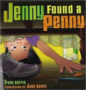 Jenny found a penny book