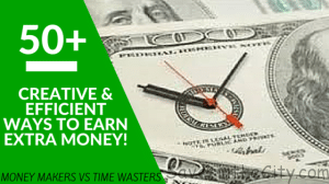 money makers guide to earning extra money