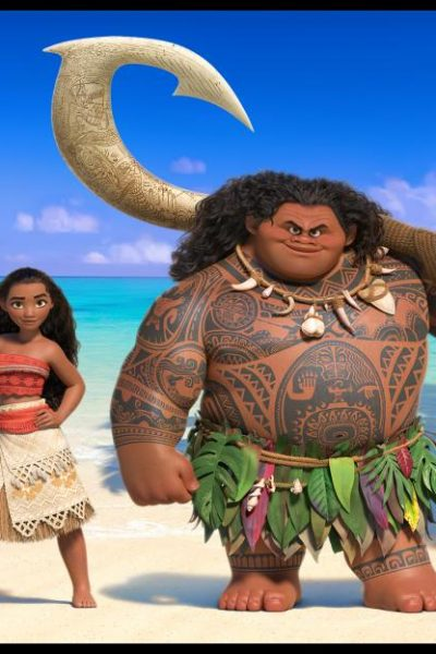 Watch the brand new teaser trailer for Disney's #MOANA – Starring  @TheRock & @AuliiCravalho