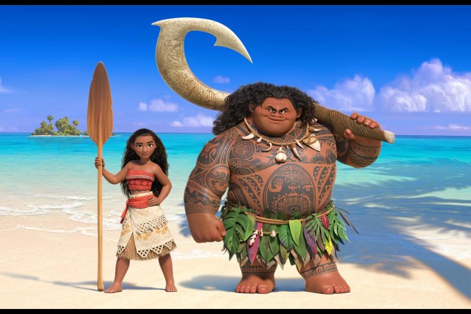 About Disney's Moana