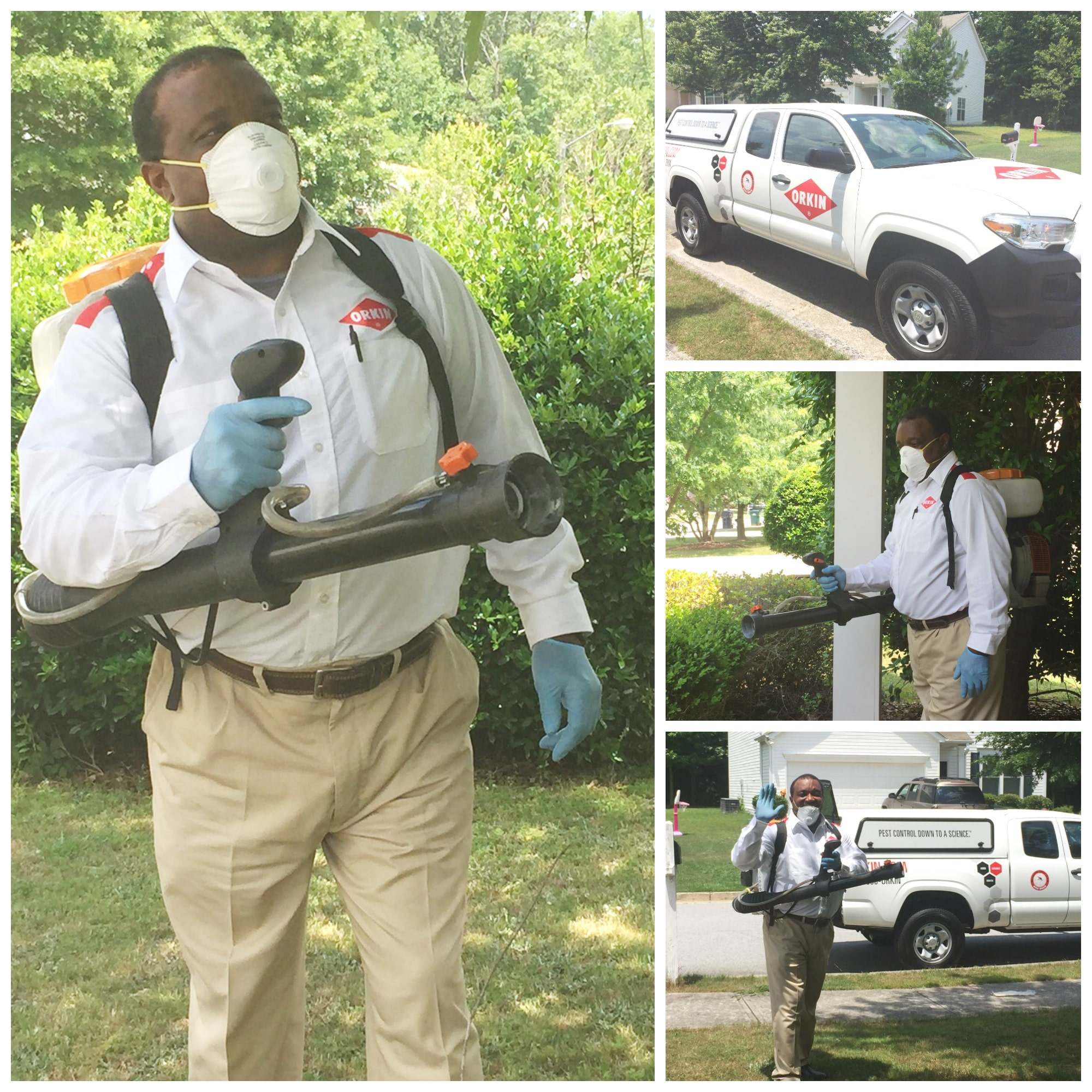 Orkin Mosquito Treatment