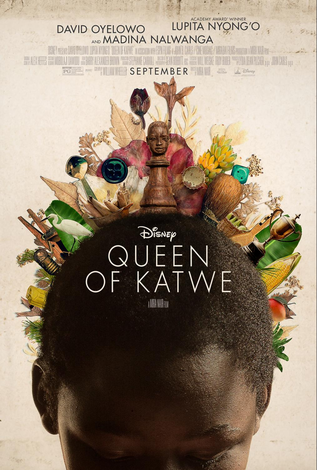 Disney's Queen of Katwe Official Trailer